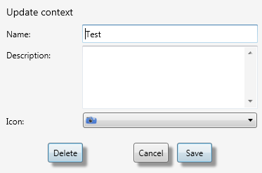 ReVuDo Context Edit Window